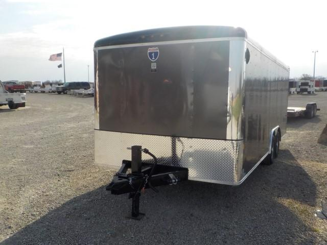 2021 Interstate I-820 TA3 XLT Enclosed Cargo Trailer