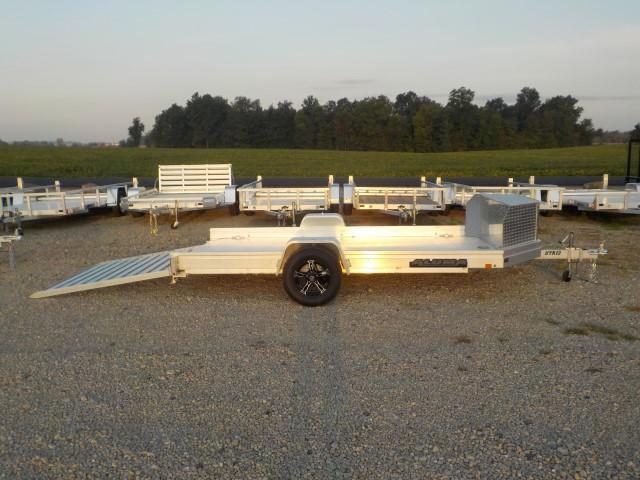 2022 Aluma UTR12S-R Utility Trailer