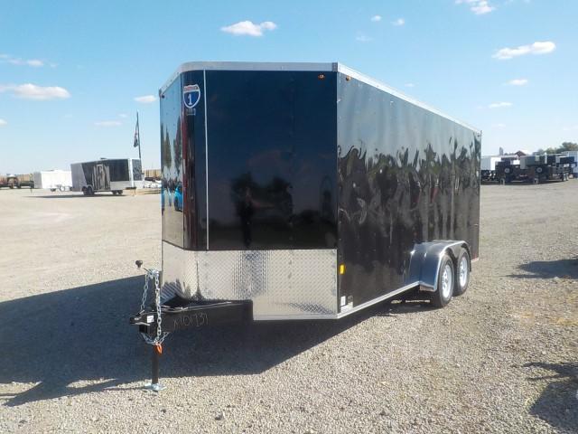 2021 Interstate 1 Trailers SFC 718 TA2 Enclosed Cargo Trailer