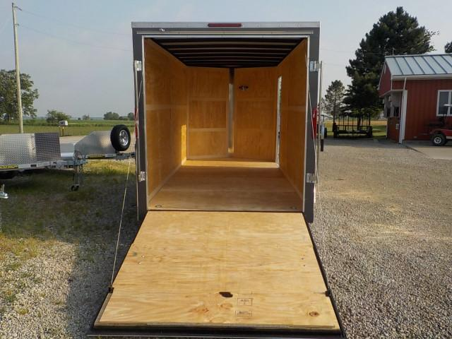 2021 Homesteader 716 IT W/ OHV PACKAGE Enclosed Cargo Trailer