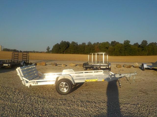 2021 Aluma 7712 H - BT Utility Trailer