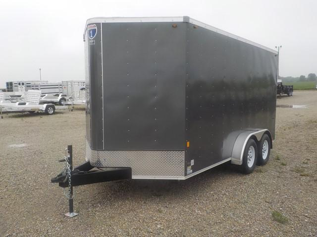 2021 Interstate 1 Trailers SFC 714TA2 Enclosed Cargo Trailer