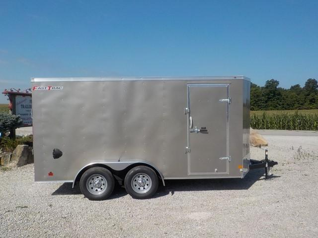 2021 Wells Cargo FASTTRAC FT714 T2-D Enclosed Cargo Trailer