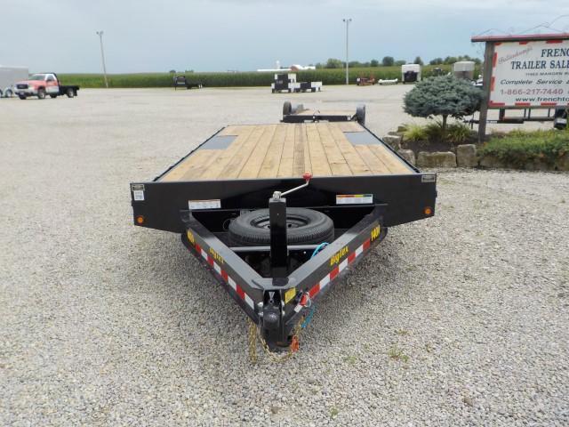 2022 Big Tex Trailers 14OA-20BK-8SIR Equipment Trailer