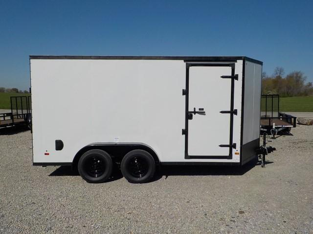2022 Haulin Trailers HLAFT 714 TA2 Enclosed Cargo Trailer