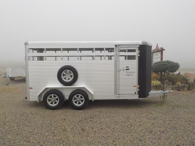 2021 Sundowner Trailers SUNLITE STOCKMAN EXPRESS 16 BP EX Livestock Trailer