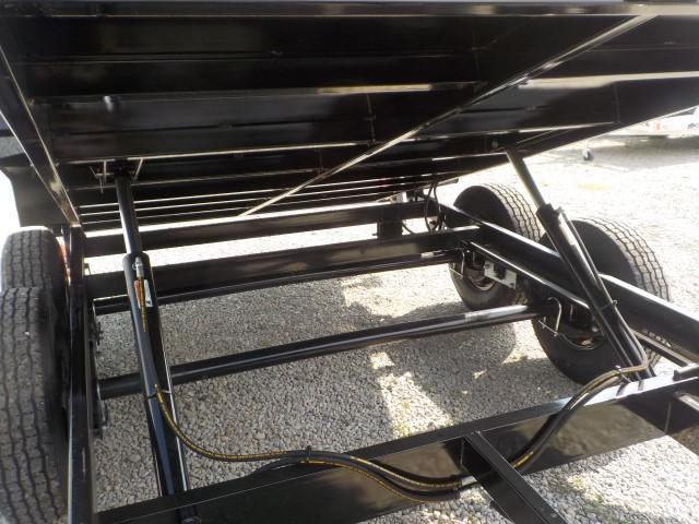 2022 Quality Steel and Aluminum 8312DTA14K Dump Trailer