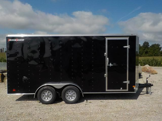 2021 Wells Cargo FASTTRAC FT716T2-D Enclosed Cargo Trailer