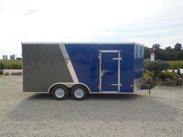 2021 Interstate 1 Trailers IFC 816 TA2 XLT Enclosed Cargo Trailer