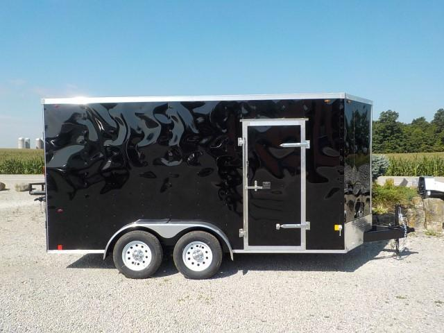 2021 Interstate 1 Trailers SFC714 TA2 Enclosed Cargo Trailer