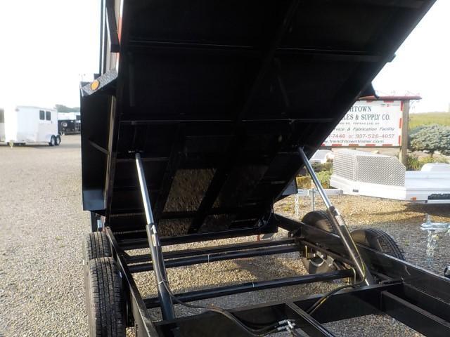 2021 Quality Steel and Aluminum 8314D 14K Dump Trailer