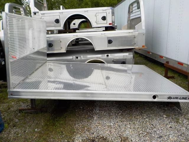 Alum-Line Truck Bed TB 8694 Truck Bed
