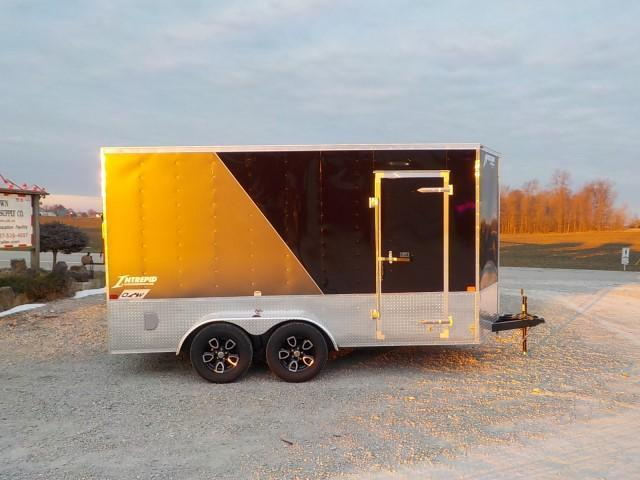 2021 Homesteader Trailers 714 IT INTREPID Enclosed Cargo Trailer
