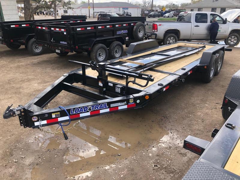 2021 Load Trail 83-HD20TILTEquipmentHauler