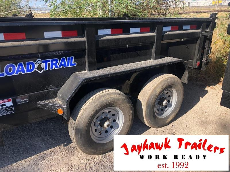 2022 Load Trail 83-14Dump