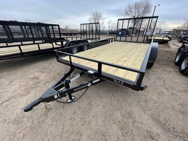 2021 Diamond T Trailers 83-14RampGate
