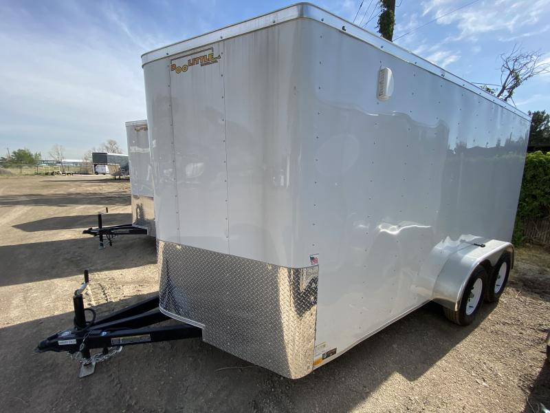 2020 DooLittle Trailers 7-14Enclosed