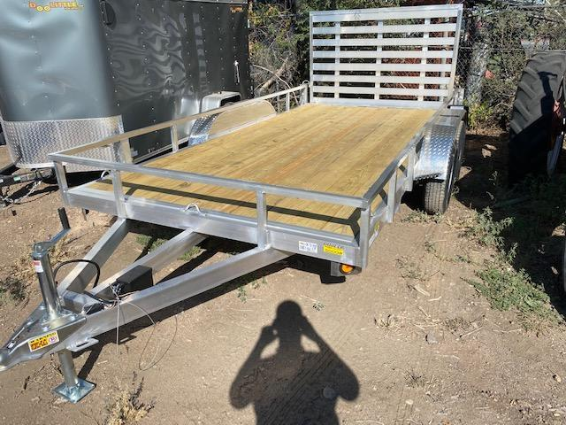 2021 Quality Trailers 82-14RampGate