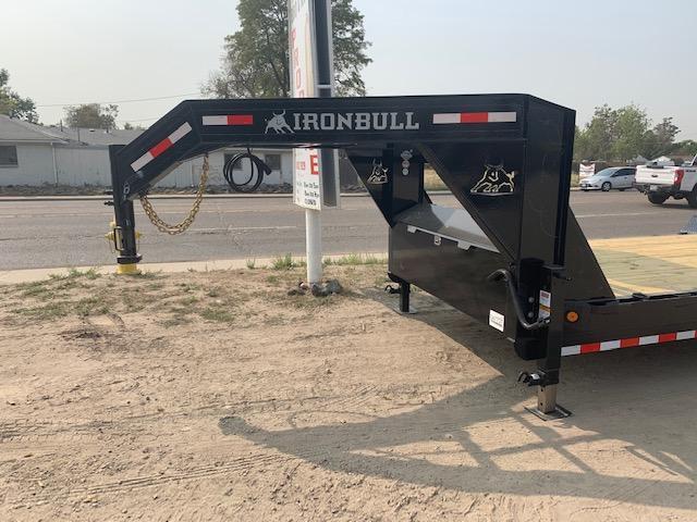 2021 Norstar 83-HD24EquipmentHaulerGooseneck