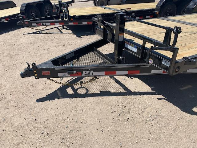 2021 PJ Trailers 83-HD22TILTEquipmentHauler