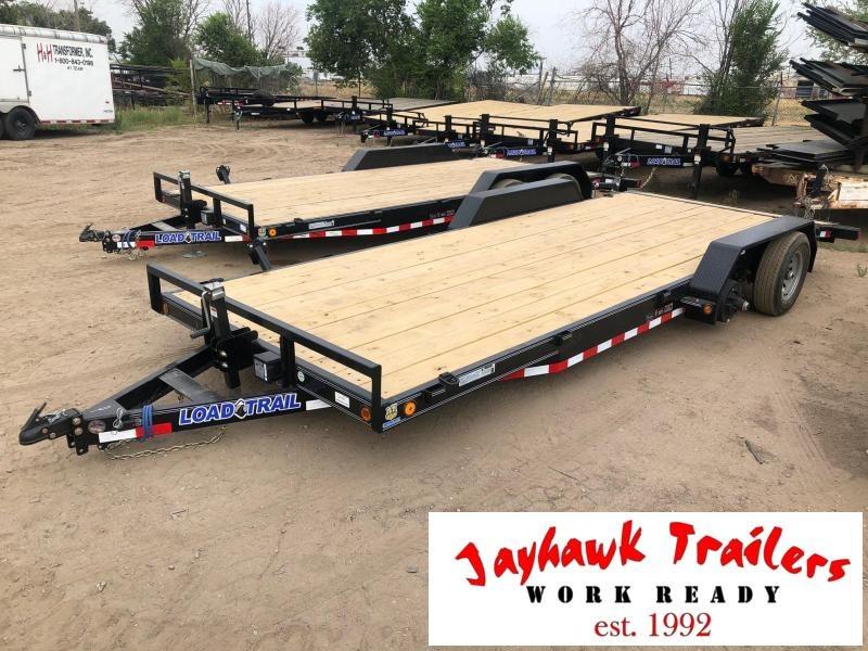 2021 Load Trail 83-20HeavyCarHauler