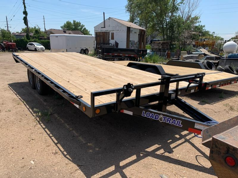 2021 Load Trail 102-20DeckOver