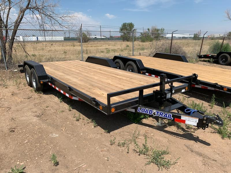 2021 Load Trail 83-20HeavyCarHauler