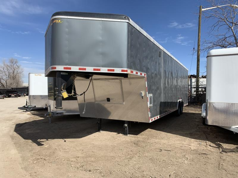 2019 DooLittle Trailers 8.5-28EnclosedGooseneck