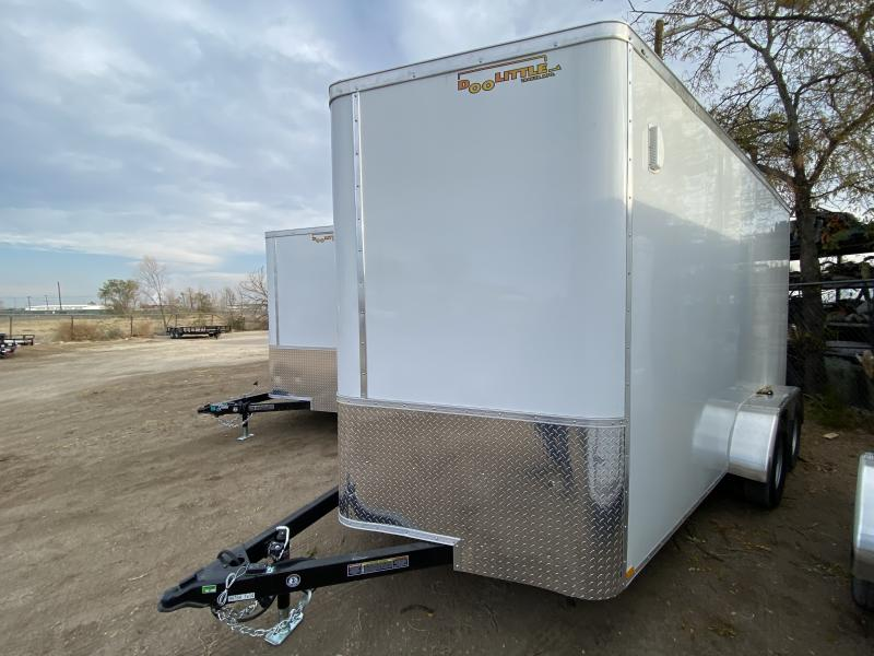 2021 DooLittle Trailers 7-14Enclosed
