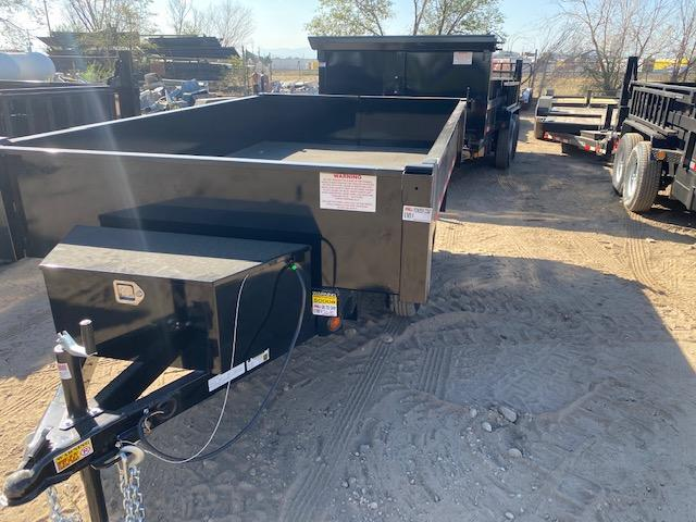 2021 Quality Trailers 6-10DumpDeckOver