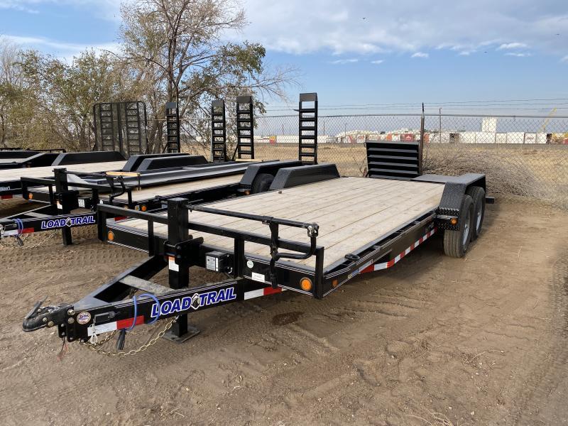2021 Load Trail 83-HD20EquipmentHaulerMONSTER