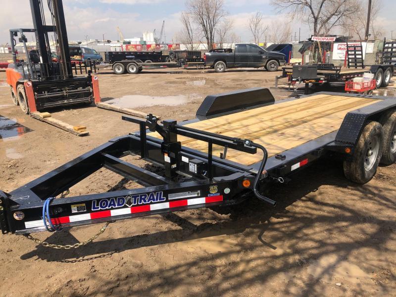 2021 Load Trail 83-HD16TILTEquipmentHauler
