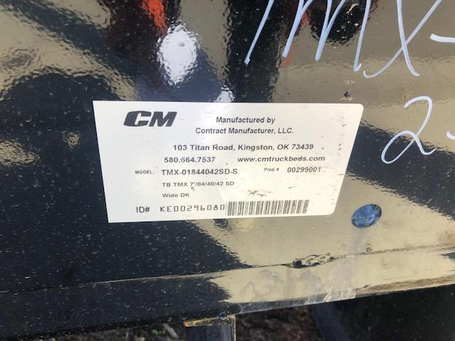 2021 CM TMX 7'/84/40/42 SD