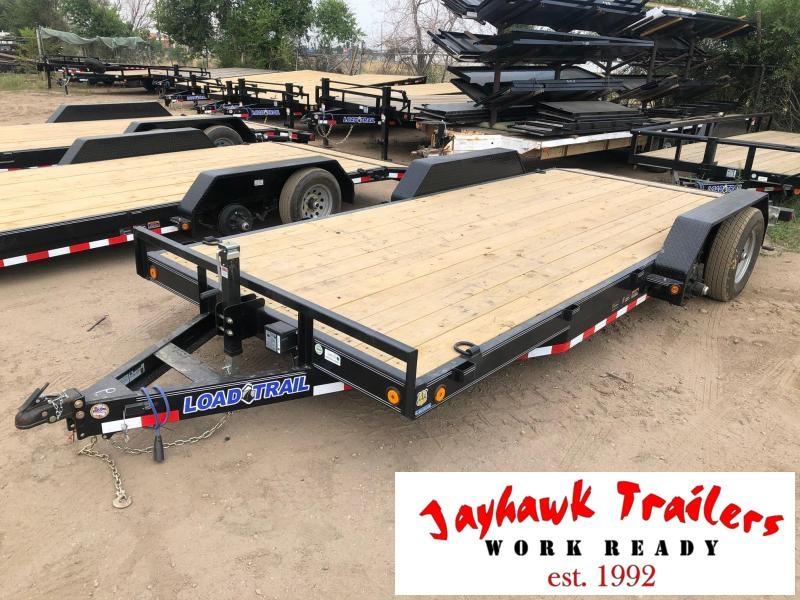 2021 Load Trail 83-18HeavyCarHauler