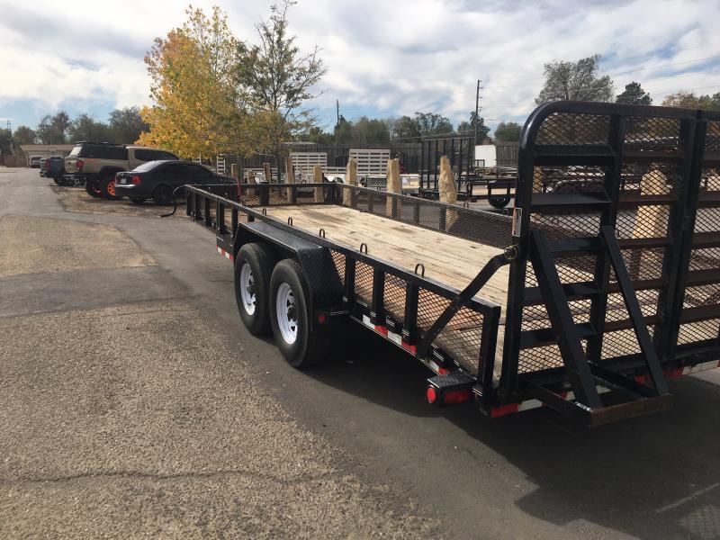 2013 Load Trail 83-HD20EquipmentHauler