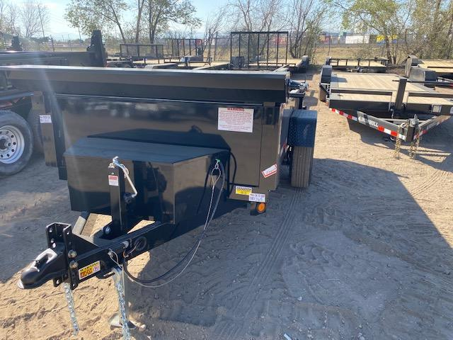 2021 Quality Trailers 5-10DumpSingle