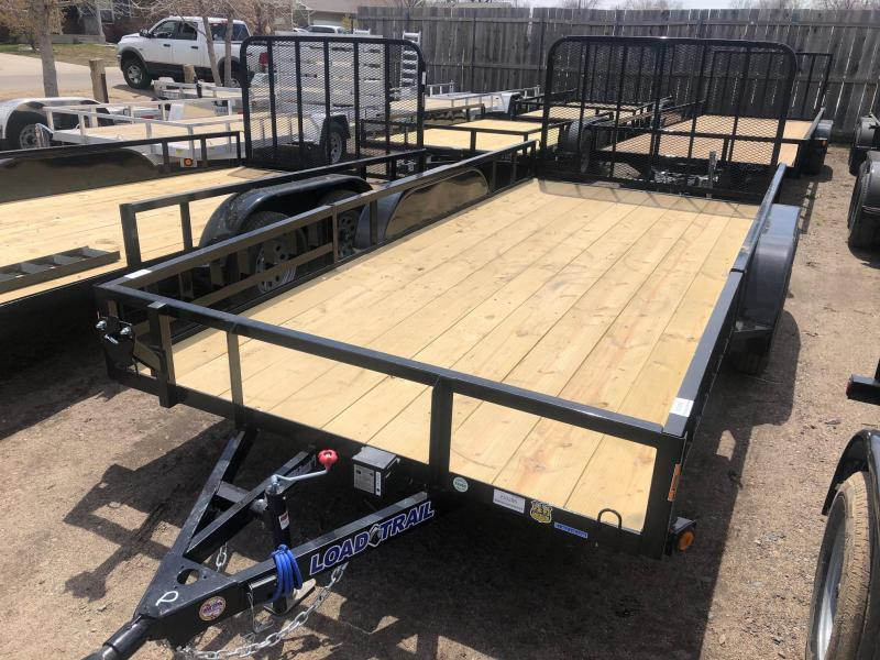 2021 Load Trail 83-16RampGateATVUtility