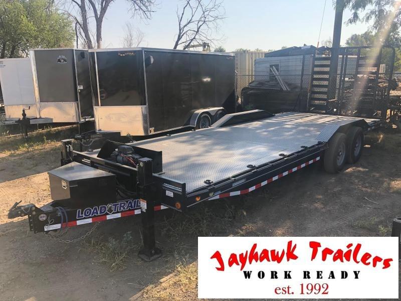 2021 Load Trail 102-HD24EquipmentHauler