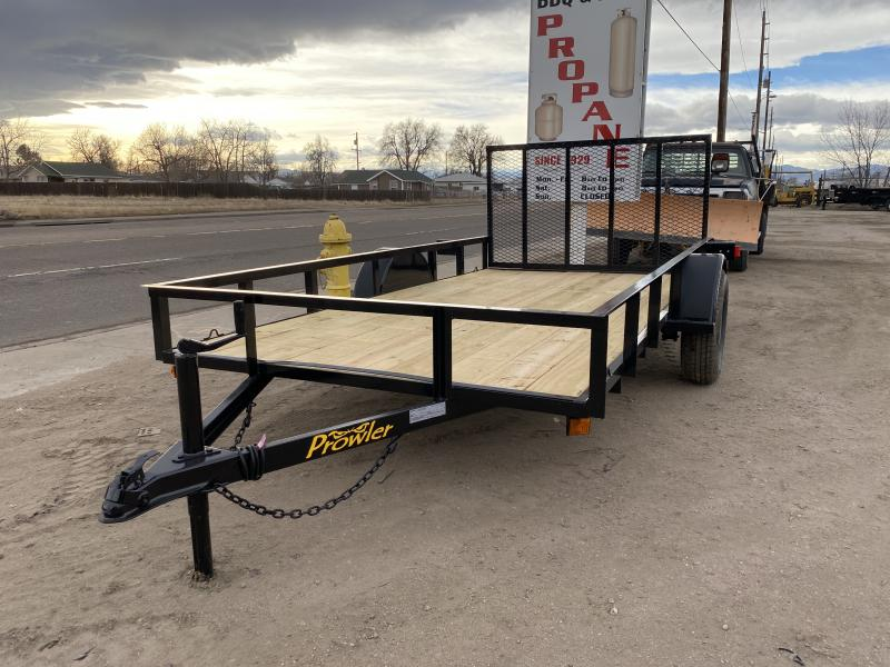 2021 Diamond T Trailers 6-12RampGateProwler