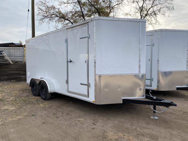 2021 DooLittle Trailers 7-16Enclosed