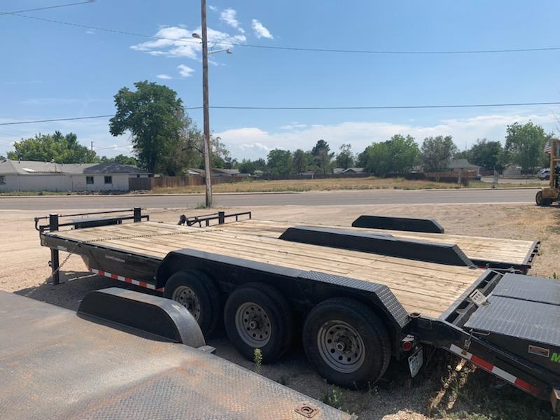 2018 Load Trail 83-HD24EquipmentHauler