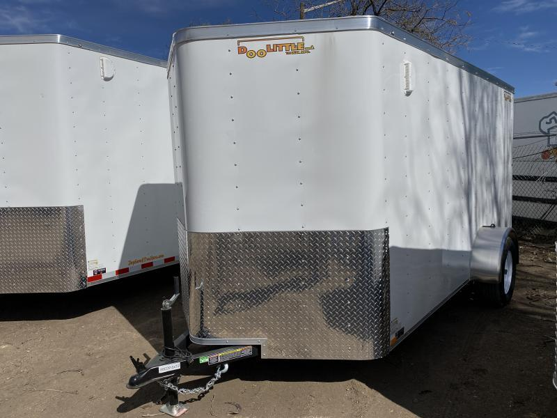 2020 DooLittle Trailers 6-12Enclosed