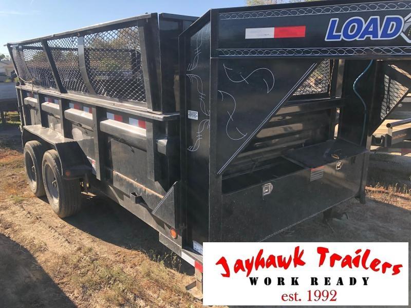 2017 Load Trail 83-14DumpGooseNeck