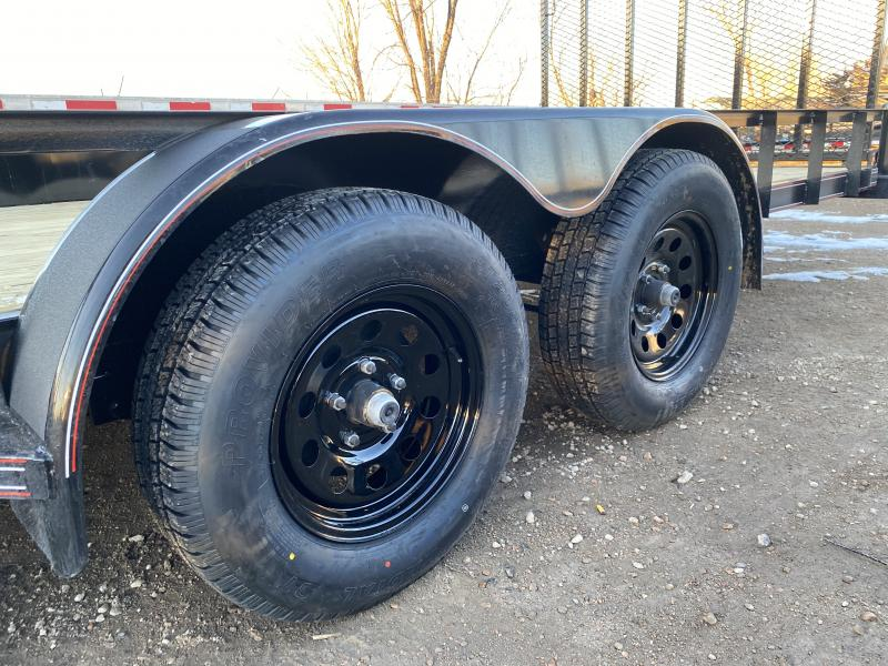 2021 Diamond T Trailers 83-20RampGateATV