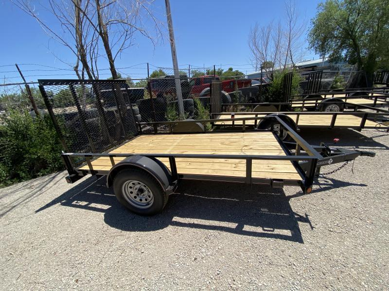 2020 Diamond T Trailers 6-10RampGate
