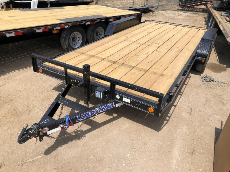 2021 Load Trail 83-18HeavyCarHauler