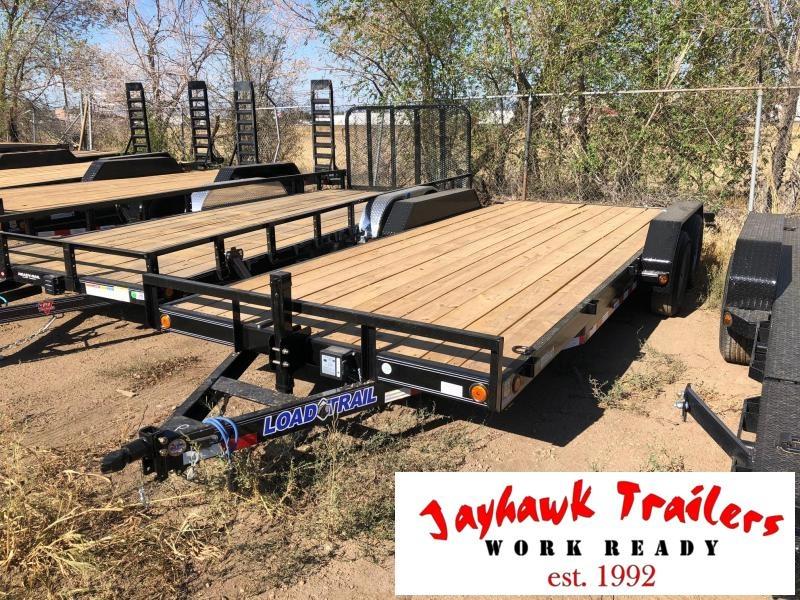 2022 Load Trail 83-20HeavyCarHauler