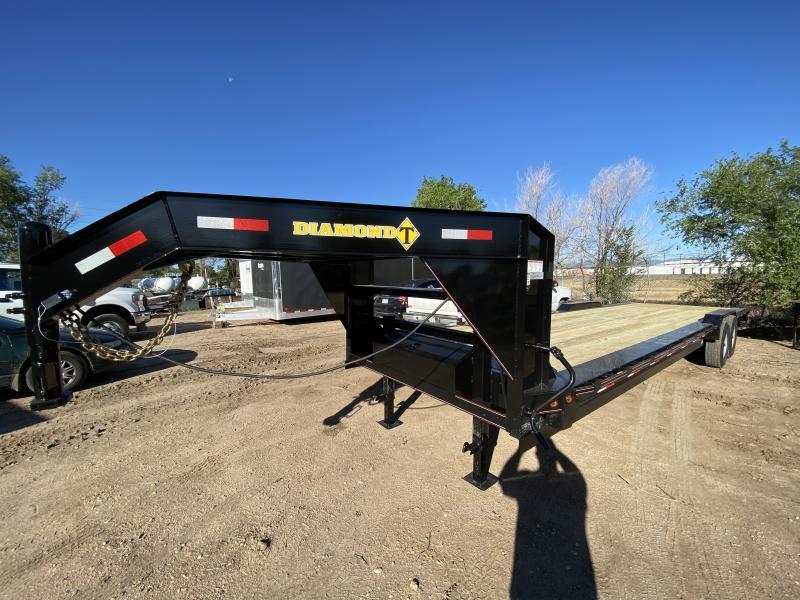 2020 Diamond T Trailers 102-HD32EquipmentHaulerGooseneck