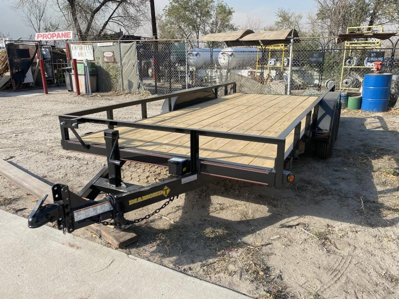 2021 Diamond T Trailers 83-16Utility
