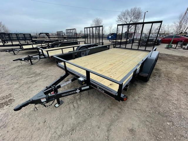 2021 Diamond T Trailers 83-12RampGate